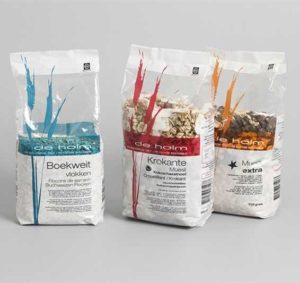 Полипропиленовая пленка бопп для упаковки сыпучих продуктов