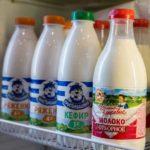 Этикетки для пластиковых бутылок с молоком