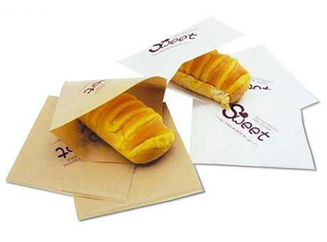 Упаковочная бумага жиростойкая в листах