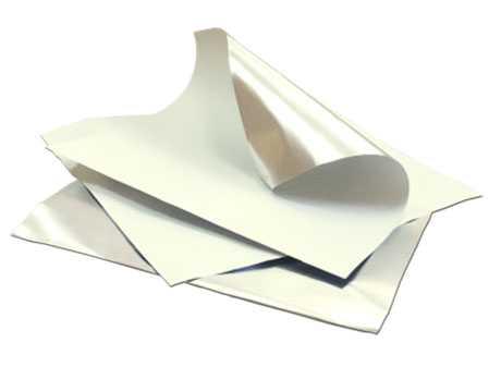 Оберточная бумага с фольгой (кашированная фольга)